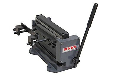 KAKA Industrial 8 inches Manual Mini Shear/brake Combination Machine
