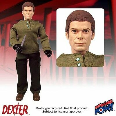 Dexter Retro Actionfigur Dexter Morgan 20 cm