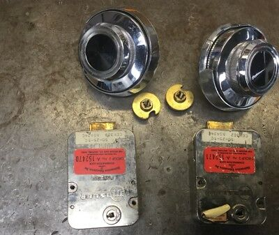 Lot Of Two Mosler 302 Safe Lock Kits