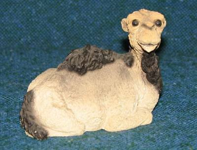 Vtg Stone Critters ADORABLE Camel United Design Corp SC-220 ODAT FREE SHIP USA!