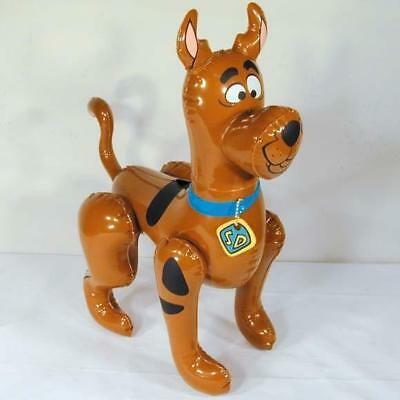 NEW SM SCOOBY DOO INFLATEABLE BLOWUP TOY inflate novelty balloon movie hero 19IN