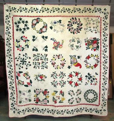 Hand Made Quilt Lot 239C