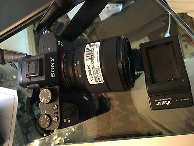 Sony Alpha a7 II 24.3MP Digital SLR Camera - with Sony FE 3.5-5.6/28-70mm Lens
