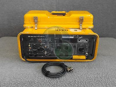 HP 8640B Option 323 Military Signal Generator AN/USM-323 NSN 6625-00-115-6768