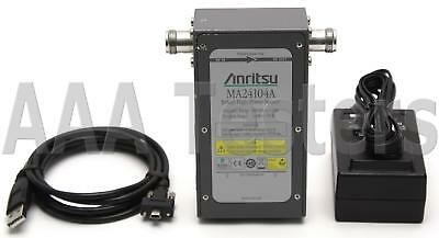 Anritsu MA24104A Inline High Power Sensor 600 MHz - 4 GHz