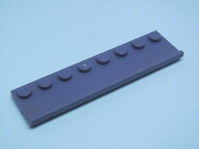 LEGO Plaque Raille  Porte 1x8 Plate with Door Rail choose color Neuf New 4510
