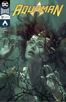 Aquaman #32 Variant Cover B Middleton DC Comics Sold Out!!!
