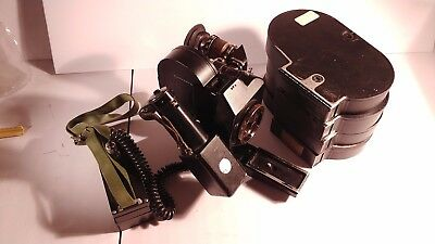 Konvas 2M 35mm Motion Picture Package