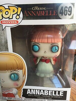 Funko Pop! Movies: The Conjuring - Annabelle 469 Vinyl