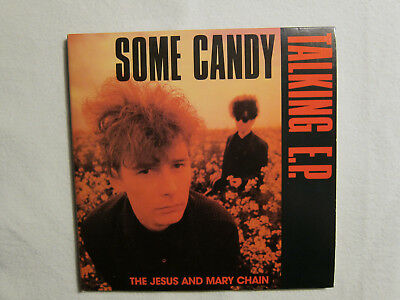 """JESUS AND THE MARY CHAIN Some candy Talking EP NEG 19F 2 x 7"""" Vinyl"""