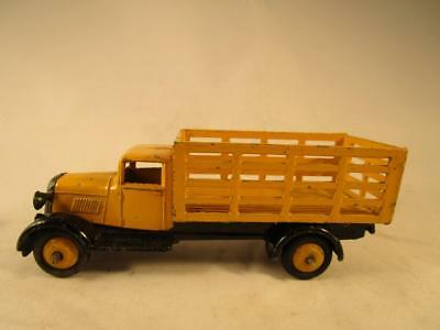 Vintage Dinky Toys 25f Diecast Market Gardeners Lorry in Good Condition