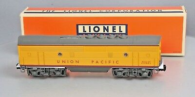 Lionel 38392 Union Pacific UP F3 Non-powered B-unit Diesel O Gauge 6-38392 NEW!