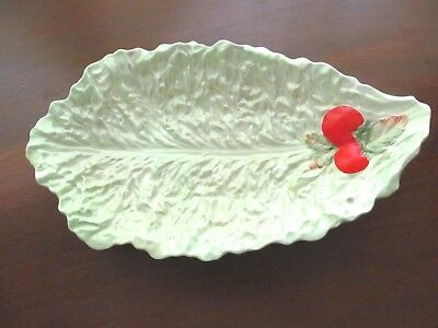 Vintage Antique Collectible Carlton Lettuce Tomato Cabbage plate Geat