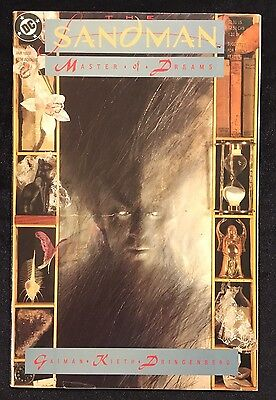 Sandman #1 Vol.2 1st appearance of Morphius Very Fine Condition