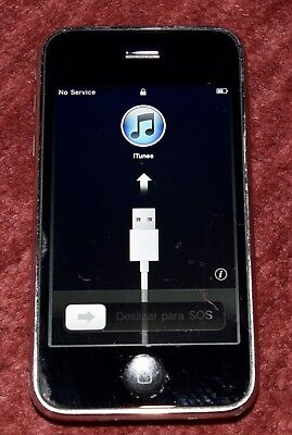 Apple iPhone 3GS - 16GB - Black (AT&T) ~ RESTORED TO FACTORY SETTINGS