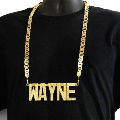 Customize Your Own Unique Initial Pendant Extra Large Size For Men Hip Hop Style