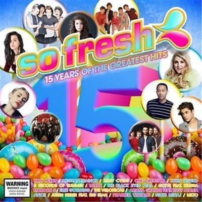So Fresh - 15 Years of the Greatest Hits 2 CD NEW & SEALED
