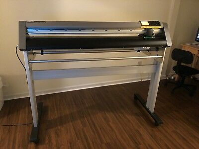 Graphtec Cutting Plotter Ce6000-120 And Graphtec Studio Software