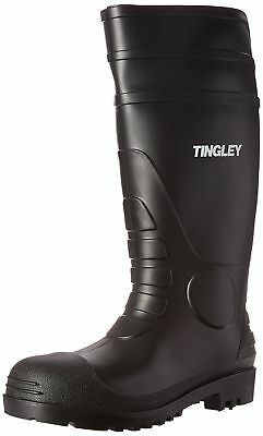 Tingley 31151 Economy SZ5 Kneed Boot for Agriculture, 15-Inch, Black New
