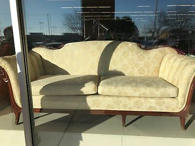 Antique French Provincial Sofa - LOCAL PICKUP ONLY