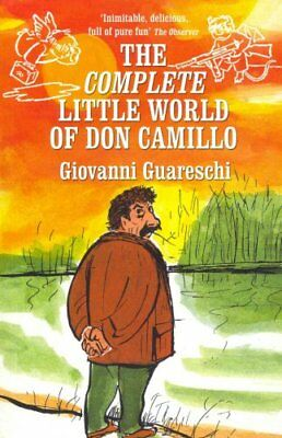 The Little World of Don Camillo by Giovanni Guareschi (Paperback, 2013)