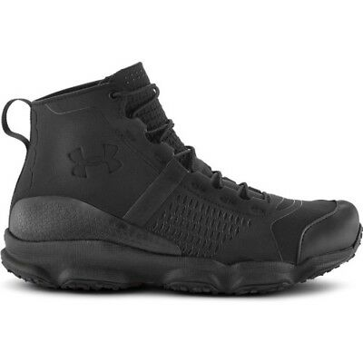 Under Armour Speedfit Hike Mid Mens Footwear Walking Shoes - Black All Sizes