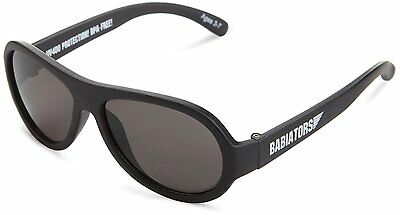 Babiators Aviators Sunglasses Black Ops Junior 0-2 Years - Baby Kids Sunnies