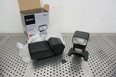 Sony HVL F43M Shoe Mount Flash for  Sony