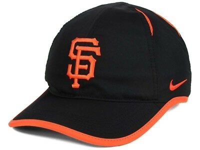 c505459e Nike San Francisco Giants MLB Dri-Fit Featherlight Adjustable Cap Hat  Unisex NEW