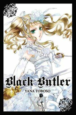 Black Butler, Vol. 13 by Yana Toboso 9780316244299 (Paperback, 2013)