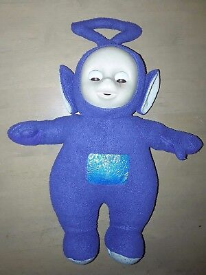 Teletubbies Tinky Winky Stoffpuppe ca. 38 cm