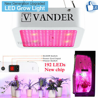 1000W LED Grow Light Hydro Full Spectrum for Indoor Veg Flower Plant Lamp Hydrop