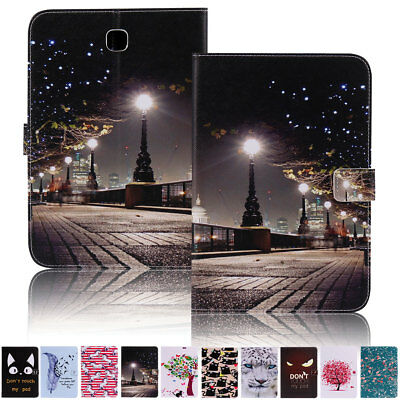 Magnetic Smart Leather Stand Shockproof Case Cover For Samsung Galaxy Tab S2 9.7