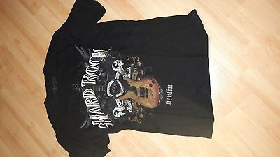 Hard Rock Cafe Berlin, T-Shirt, Gr. M, wie neu
