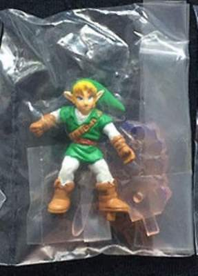 1998 Nintendo FC Bandai The Legend of Zelda Ocarina of Time Figure Link
