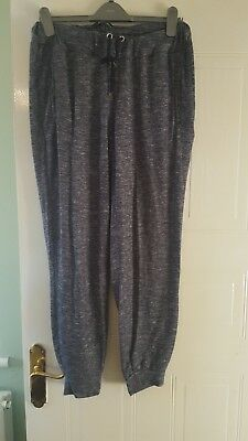 George maternity size 14 tracksuit jogger jogging slouch  bottoms