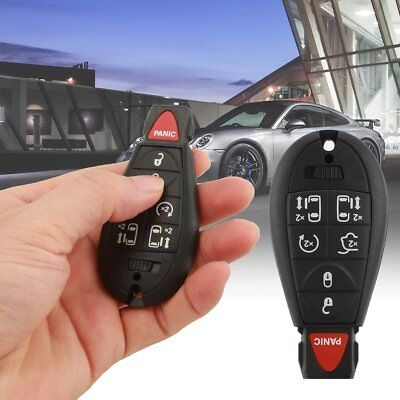 New Replacement Key Fob Keyless Entry Remote Start Control Transmitter for Fobik