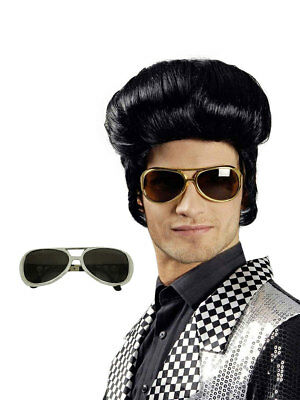 70s Brille Rock'n'Roll King