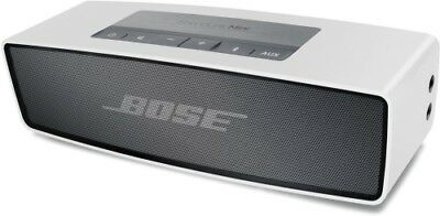 Bose Soundlink Mini Bluetooth Speaker silber