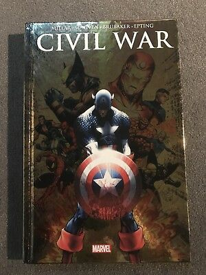 Civil War Hardcover Limitierte Edition