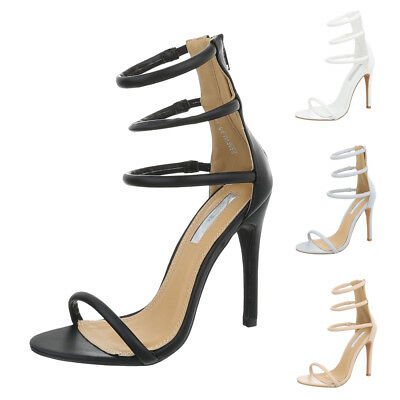 High Heels Pumps Sandaletten Damenschuhe 7844 0€