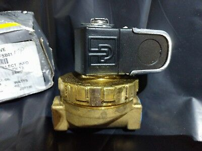 "Water solenoid valve 3/4"" used on Hobart, Jackson, Champion dish machines"