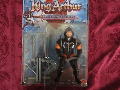 Mattel King Arthur & The Knights Of Justice Sir Darren Vintage Action Figure