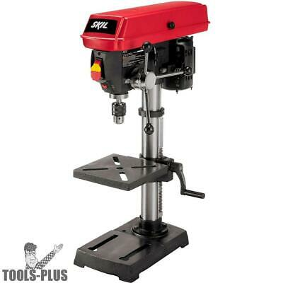 "Skil 3320-01 10"" Portable Drill Press with Laser New"