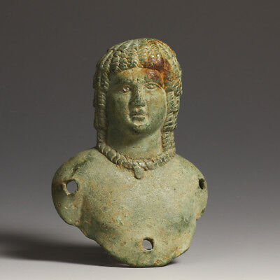 Roman Head of an Archaic Greek Male