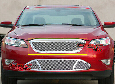 Fits 2009-2011 Ford Taurus SHO Stainless Steel Mesh Grille Grill Insert