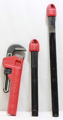Milwaukee -48-22-7314- Cheater -Adaptable Pipe Wrench *USED*