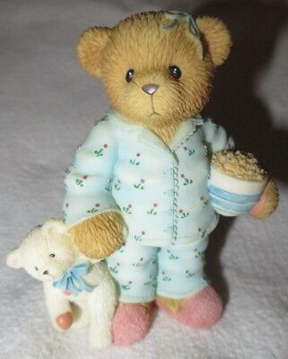 "Cherished Teddies: Norma ""We´ll share secrets ´till the Wee Hours"" #706639"