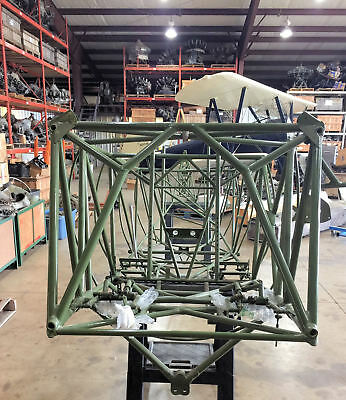 Vintage 1940 Waco Upf-7 Aircraft Project With Jacobs Engine & Propeller