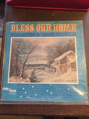 Bless Our Home LP S Collection Of Gospel Favorites